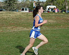 Loren Cross-Country, Fall 2011